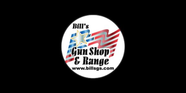BillsGunRange Logo
